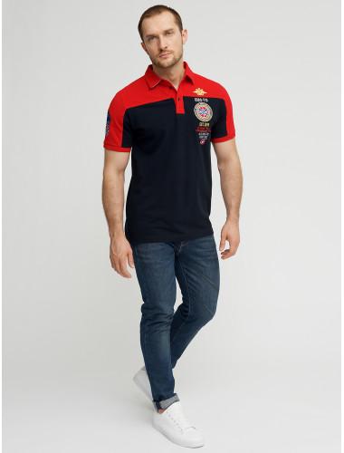 Рубашка-поло муж