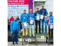 Недавно завершился Чемпионат России в Олимпийских классах яхт 2019 г. Тольятти.