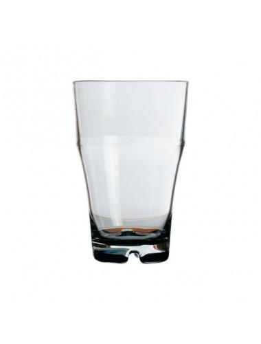бокалы для воды синяя база